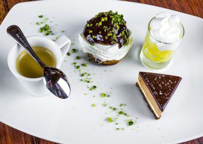 Café gourmand des Beaux-Arts