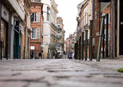 Ruelles de Toulouse