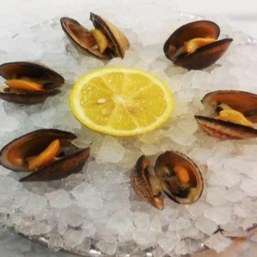 restaurant fruits de mer toulouse, amandes