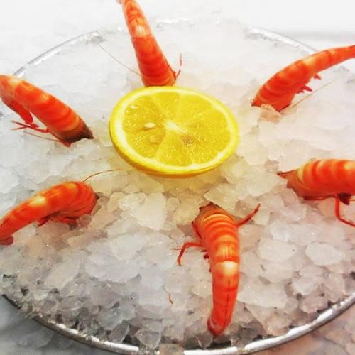 restaurant fruits de mer toulouse, crevettes