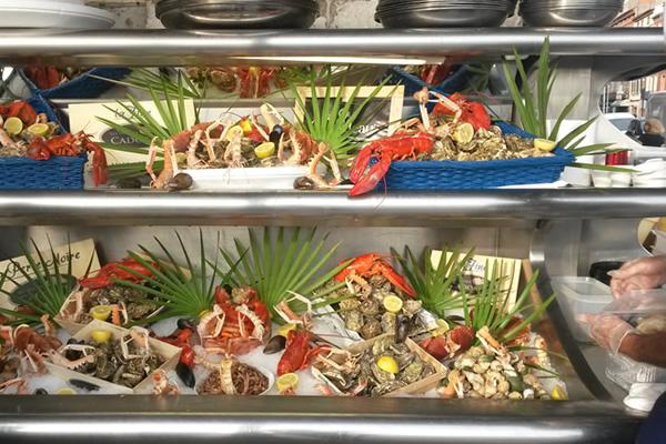 fruits de mer toulouse restaurant brasserie