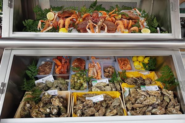 restaurant toulouse fruits de mer
